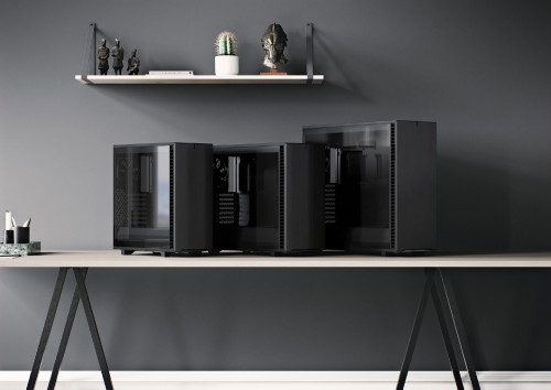 Fractal Design Define 7 Compact: Elegantes Gehäuse mit modularem Aufbau