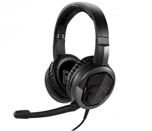 MSI: Immerse GH30 V2 als Gaming-Headset vorgestellt