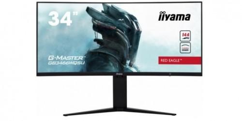 Iiyama G-Master GB3466WQSU: UWQHD-Monitor mit HDR und 144 Hz
