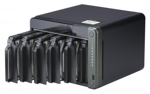 QNAP TS-x53D: NAS-Serie für Unternehmen und Gamer