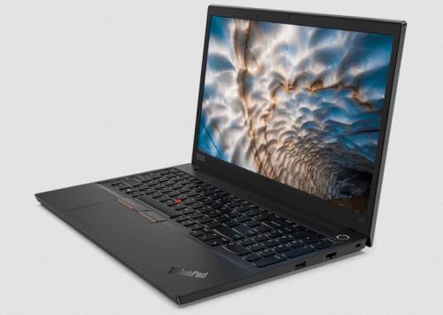 Lenovo Thinkpad E15: Mit AMD-CPU schneller als mit Intel-CPU