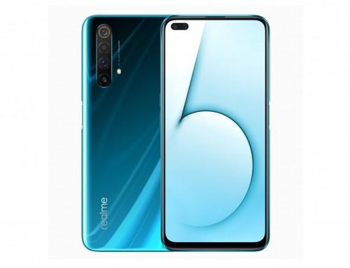 Realme X50 5G: Smartphone mit 120-Hz-Display und 5G-Technik ab 8. Juli