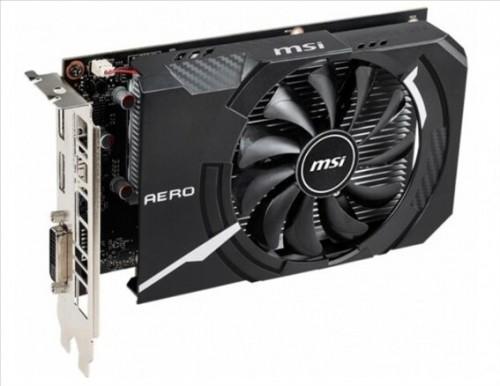 MSI GeForce GTX 1650 Aero ITX 4G OCV1: Neuauflage der kleinen Grafikkarte