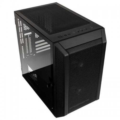 Kolink Citadel Mesh RGB: Micro-ATX-Gehäuse für kompakte Gaming-Systeme