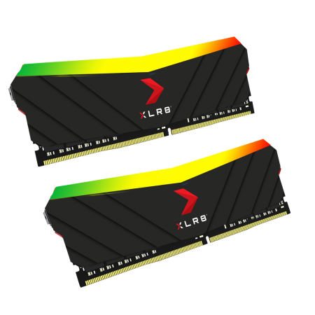 7293 XLR8 DDR4 RGB KIT angle 01