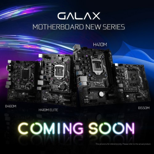 Galax plant Mainboards für den US-Markt
