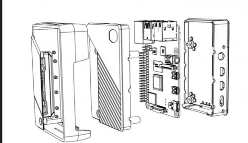 Pi Case 40: Cooler Master stellt Gehäuse für den Raspberry Pi vor