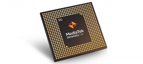 MediaTek Dimensity 720: Mittelklasse-SoC mit 5G-Unterstützung