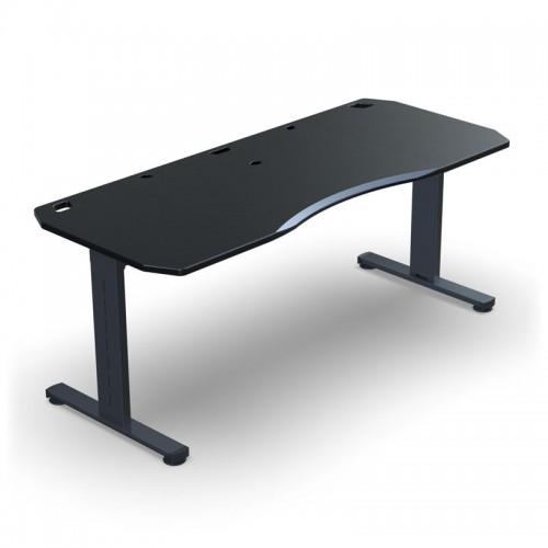 Halberd Chimera Gaming Tisch 180cm Strike schwarz