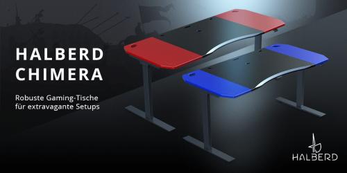 PR DE Halberd Desks