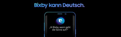 samsung bixby kann deutsch