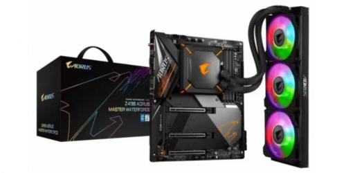 Gigabyte Z490 Aorus Master Waterforce (1)