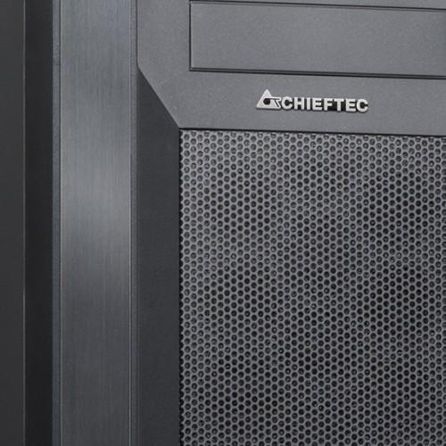 Chieftec CW-01B-OP: Neues Workstation-Gehäuse der Mesh-Serie