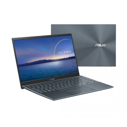 ZenBook 14 UX425 ICL Product photo 2G Pine Grey 13 NumberPad