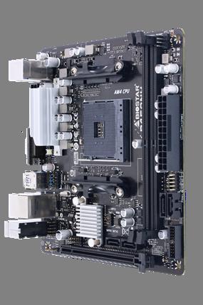 Biostar B450NH Mini-ITX: Mainboard für kompakte Entertainment Center