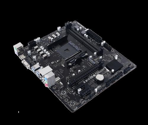 Biostar A520MH V6.0: mATX-Mainboard mit AM4-Sockel