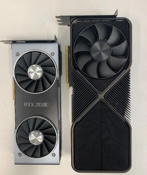 Nvidia: Neuer Teaser der GeForce RTX 3000