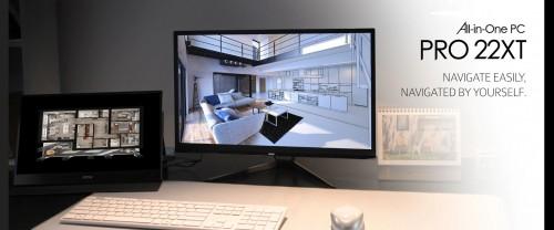MSI Pro 22XT: All-in-One-PC für den Office-Einsatz