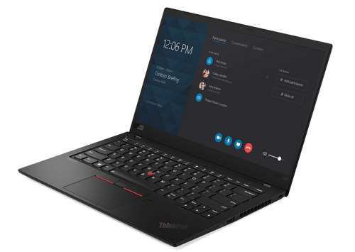 we img ThinkPad X1 Carbon 7th Gen Black Hero