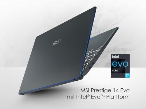 MSI Prestige Evo 4 3