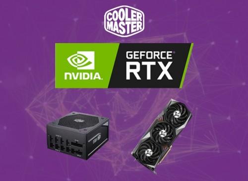 Cooler Master: Liste der kompatiblen Netzteile zu den GeForce-RTX-3000-Grafikkarten
