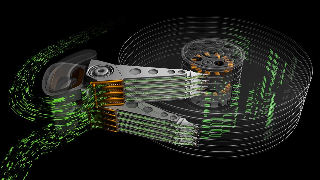Seagate HAMR-Festplatte mit 20 Terabyte Datenspeicher angekündigt