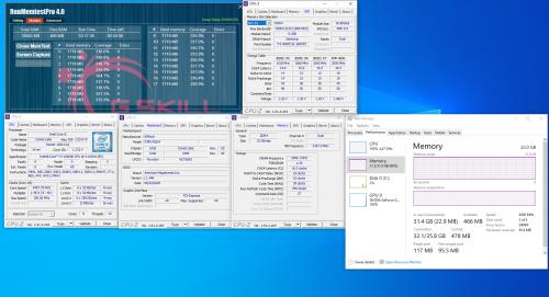 G.SKILL stellt neue Low-Latency-RAMs mit bis zu 4400 MHz vor