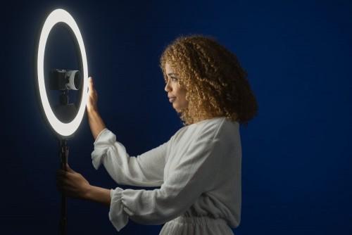 Elgato Ring Light: Beleuchtungsring für Streamer
