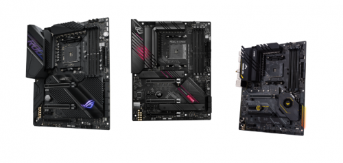 Asus Mainboards: Update für Zen-3-CPUs und drei neue Modelle