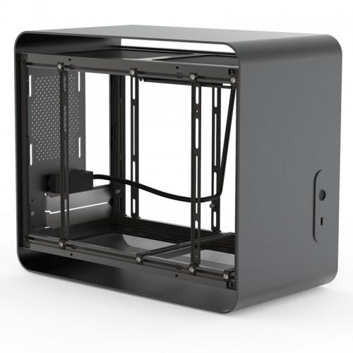 Streacom DA2 V2: Mini-ITX-Gehäuse aus Aluminium