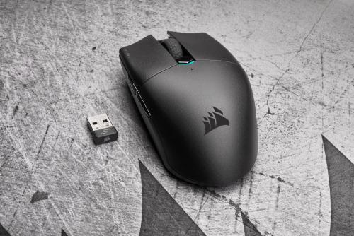 Bild: Katar Pro Wireless: Leichte Gaming-Maus von Corsair