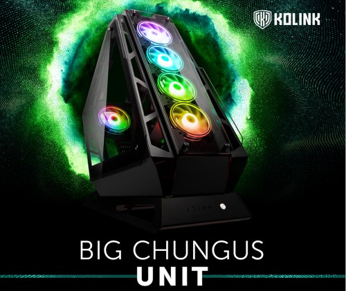 Screenshot 2020 10 13 Kolink Big Chungus UNIT Edition Setzt Gaming Hardware…