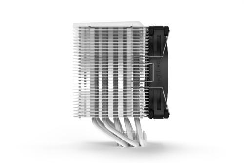 CPU-Kühler: be quiet! Shadow Rock 3 in Weiß präsentiert