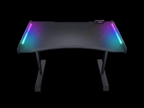 Cougar Mars 120: Gaming-Tisch mit ARGB-Beleuchtung