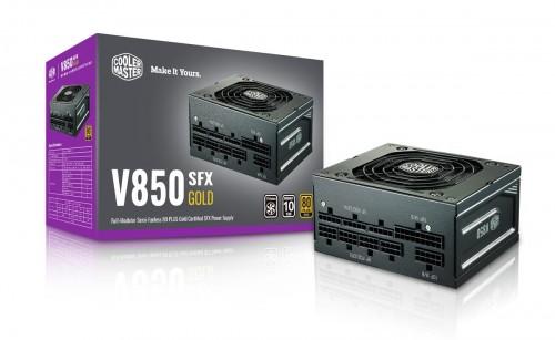 Cooler Master V SFX Gold: Kompaktes Netzteil mit bis zu 850 Watt