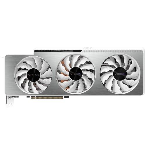 GeForce RTX 3090: Gigabyte Vision als neue OC-Modell
