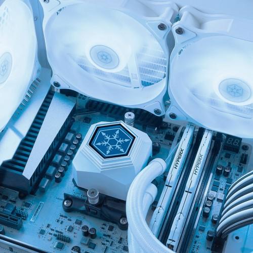 SilverStone PermaFrost PF360W und PF240W: Neue All-in-One-Wasserkühler