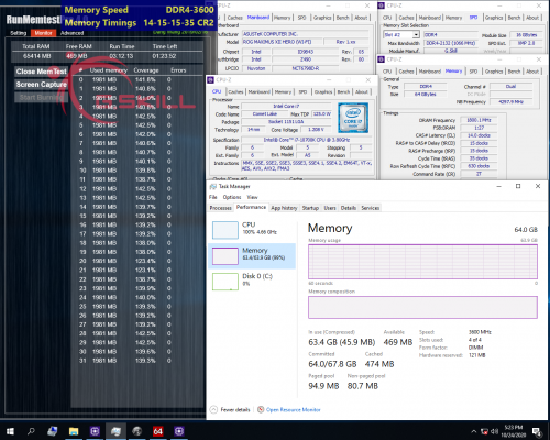 G.SKILL: Neue Extreme-Low-Latency-Kits mit 3.600 MHz und 64 GB DDR4-Speicher