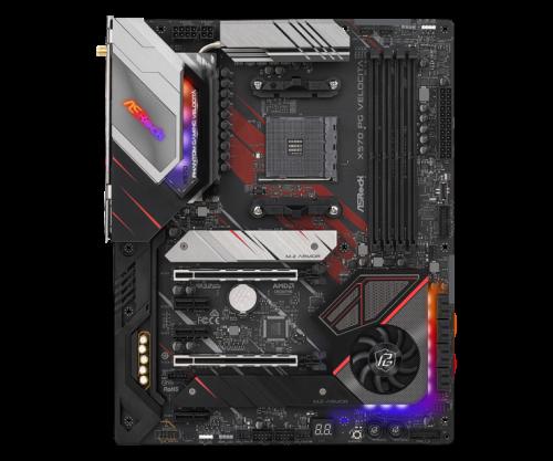 ASRock X570 Phantom Gaming Velocita: AM4-Mainboard für die neuen Ryzen-5000-CPUs