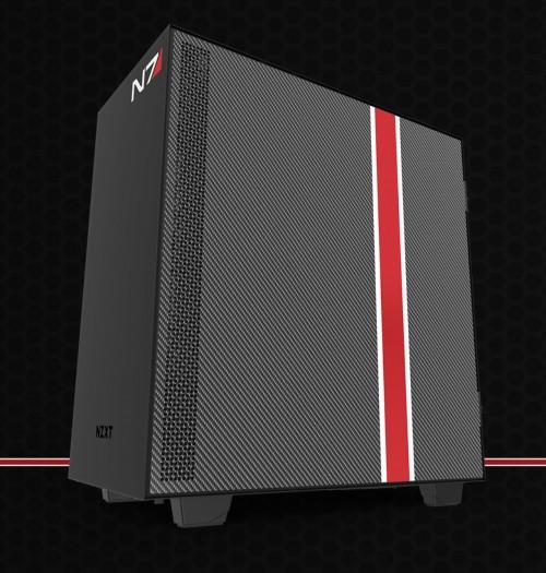 NZXT präsentiert das CRFT 07 Mass Effect 510i