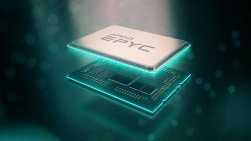 AMD Epyc 7713: Ersten Zen-3-Server-CPU mit 64 Kernen gesichtet