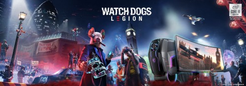 MSI und Ubisoft erweitern Partnerschaft für Watch Dogs: Legion