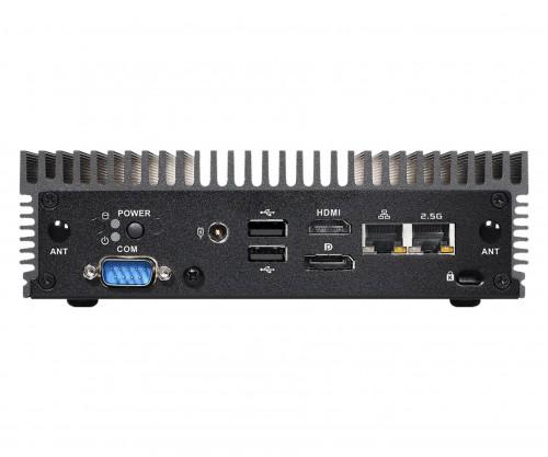 ASRock iBOX-V2000: Lüfterlose Mini-PCs mit neuen Ryzen-Embedded-CPUs