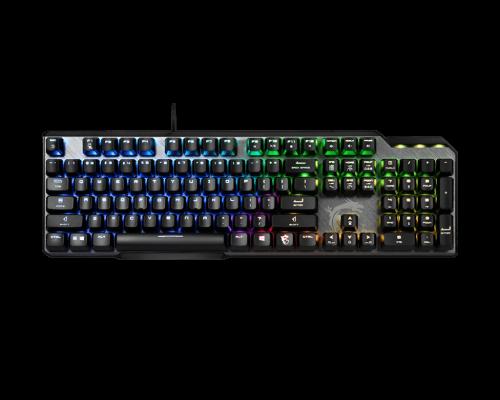 MSI Vigor GK50 Elite: Gamer-Tastatur mit neuen Box-White-Schaltern
