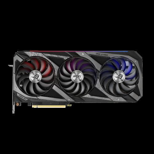 Asus GeForce RTX 3060 Ti: ROG Strix, TUG Gaming und Dual-Grafikkarten angekündigt