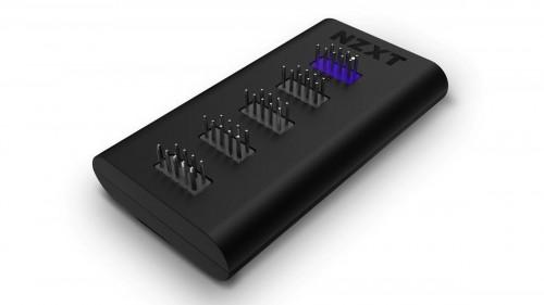 Bild: NZXT präsentiert überarbeiteten internen USB-Hub