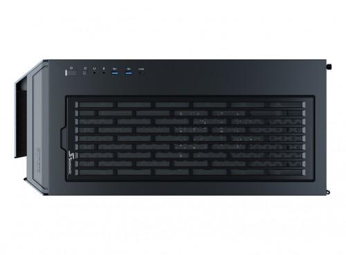 Seasonic Syncro Q704: Gehäuse mit separatem Hub für Netzteile