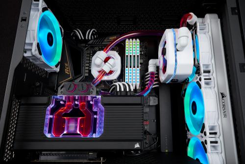 Bild: Corsair stellt Hydro-X-Wasserblöcke für die GeForce-RTX-30-Serie vor