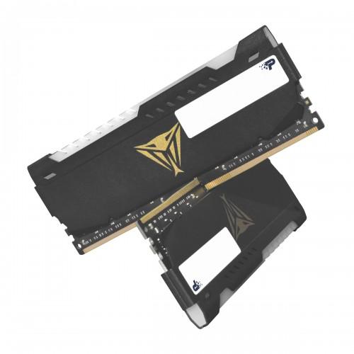Patriot Viper Gaming: Viper Steel RGB-Speicher mit bis zu 64 GB