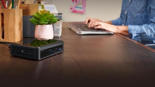 Intel-NUC mit Jasper-Lake: Neue Mini-PCs als Office-Variante